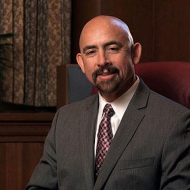 CCCS President Joe Garcia