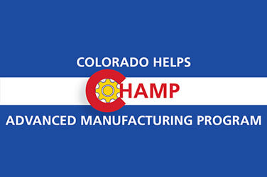 Colorado Helps Advanced Manufacturing Program