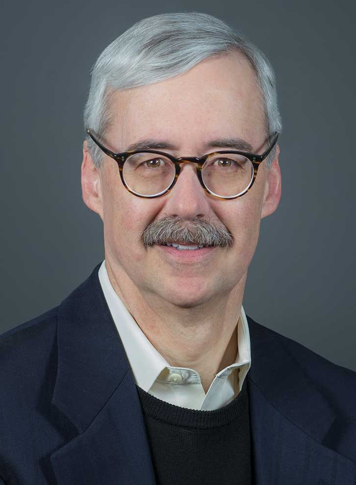 Ken Weil portrait