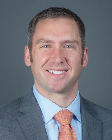 Dr. Landon Pirius portrait