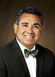 Dr. Timothy Alvarez portrait