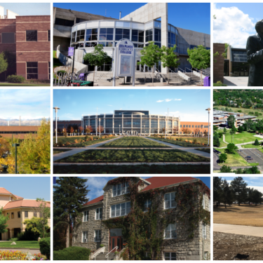 Colleges that received OER Grant