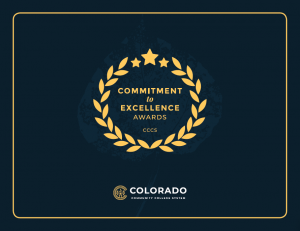 CCCS Commitment to Excellence Awards Program