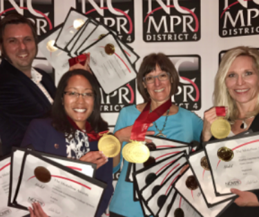 NCMPR Awards