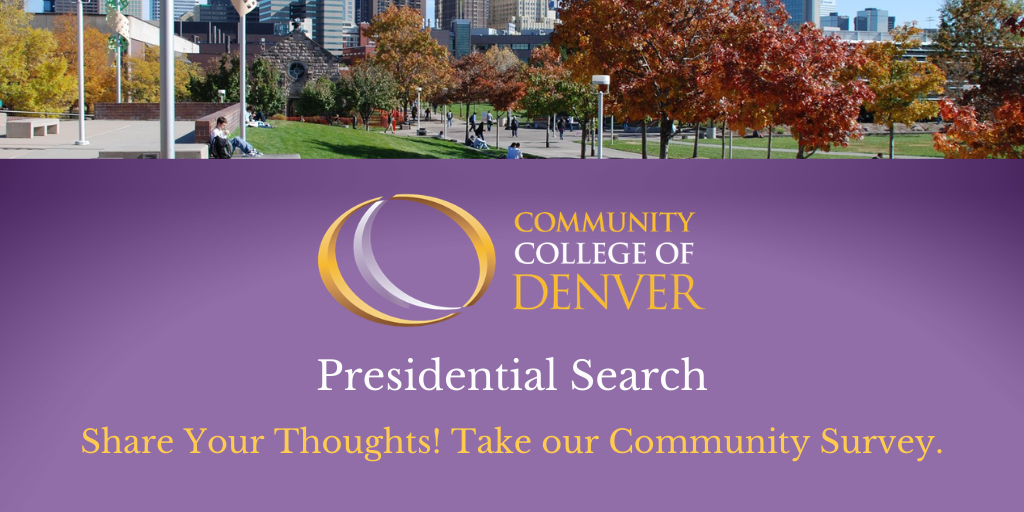 CCD Presidential Search