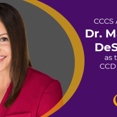 Dr. Marielena DeSanctis as the next president of the Community College of Denver