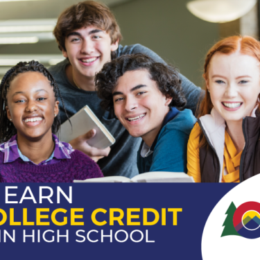Concurrent Enrollment: Earn free college credit while in high school