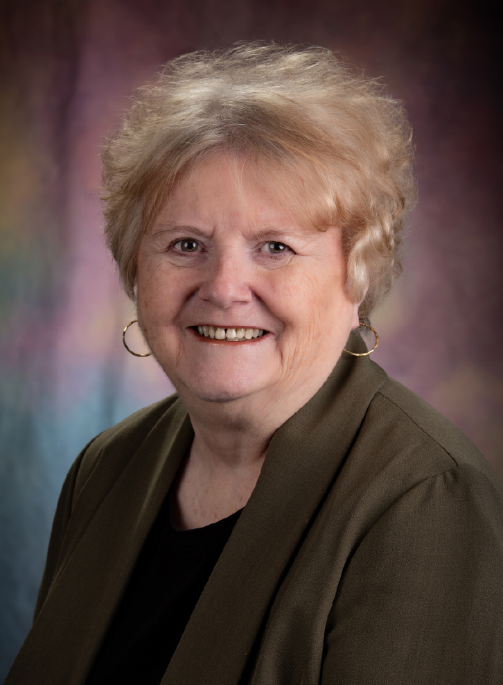 Headshot of Cathy Shull - Board Member