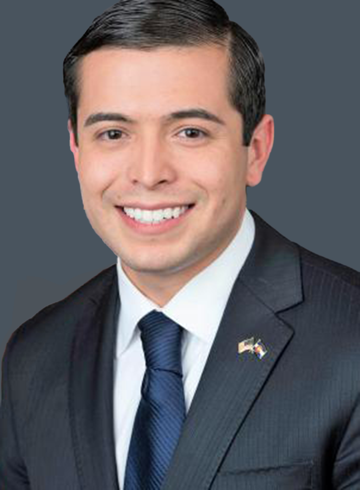 Garrison Ortiz - State Board