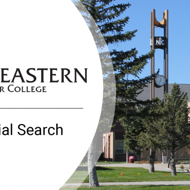 Northeastern Junior College Presidential Search