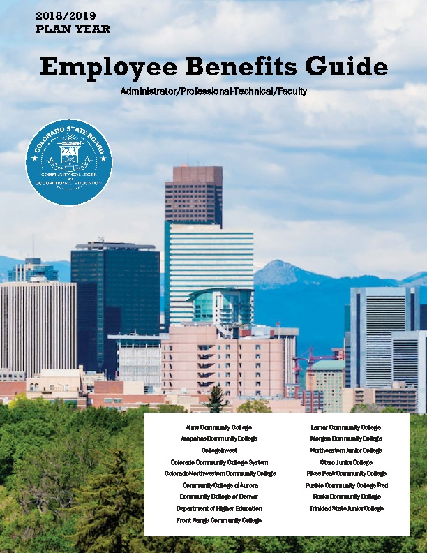 APT & Faculty Benefit Guide PDF