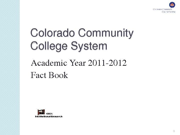 2012 Fact Book PDF