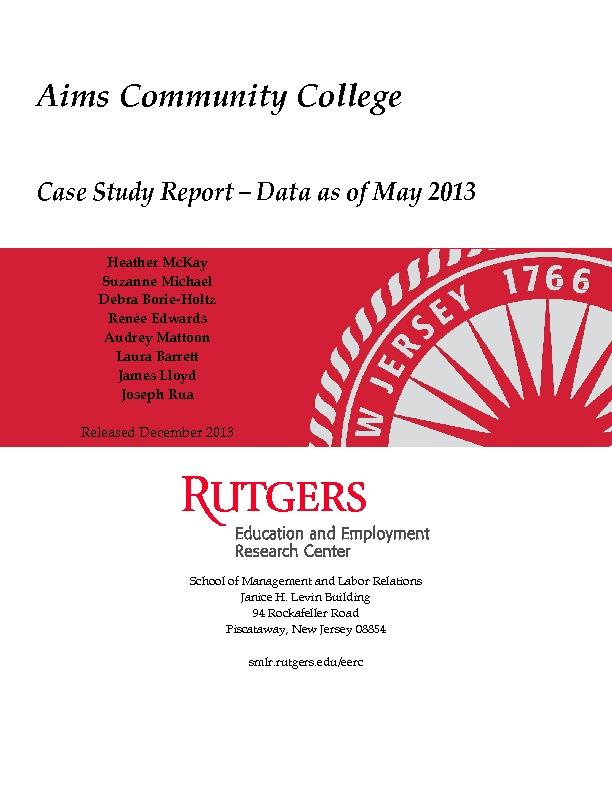 Aims Case Study PDF