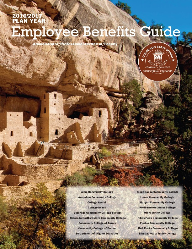 Benefit Guide for APT & Faculty Employees PDF