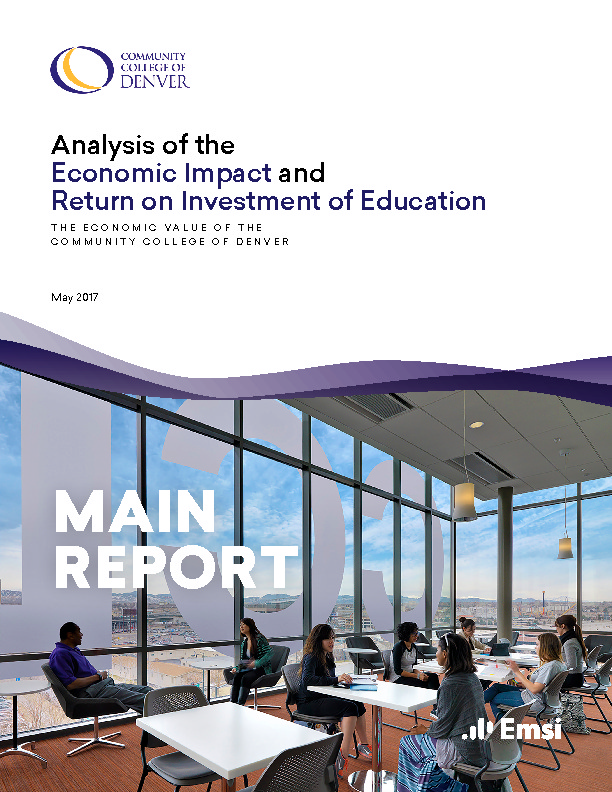 Economic Impact – Main Report (CCD) PDF