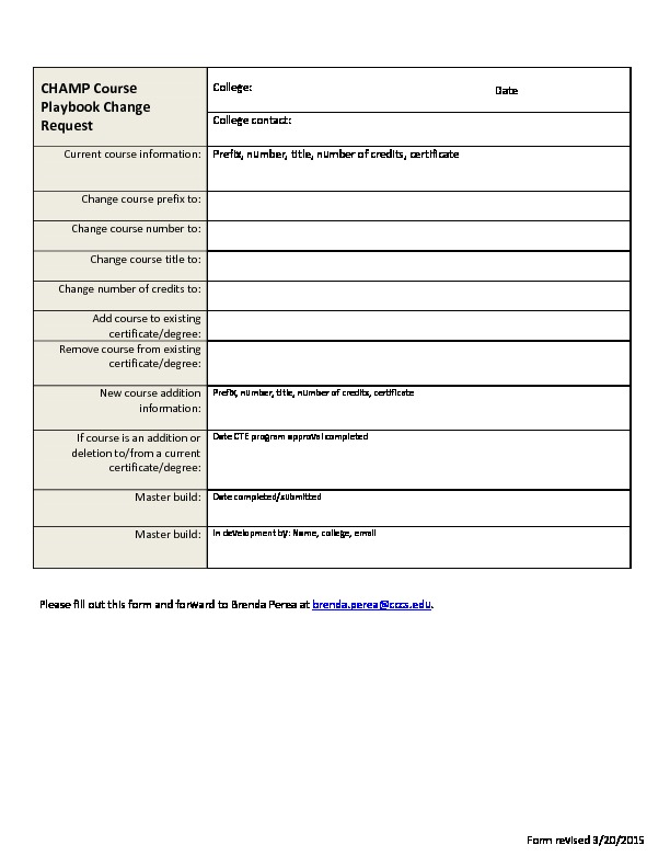 CHAMP-Course-Playbook-Change-Request-December-2014-REVISED PDF