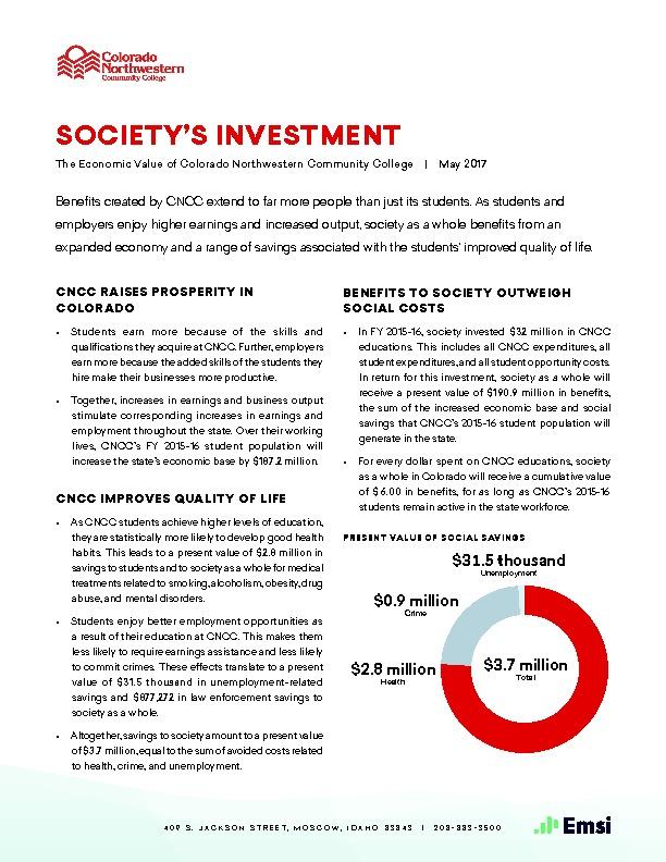 Society's Investment (CNCC) PDF