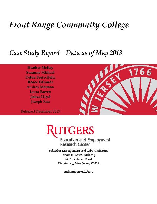 FRCC Case Study PDF