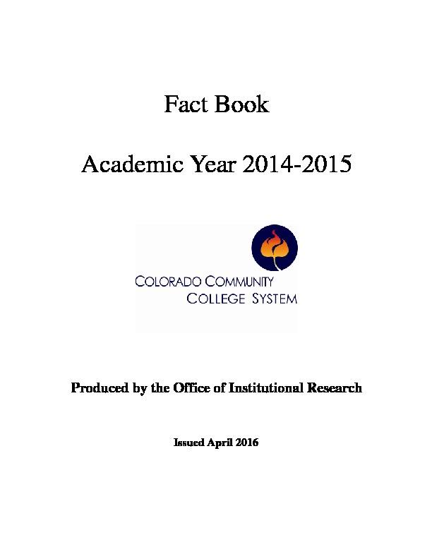 2015 Fact Book PDF