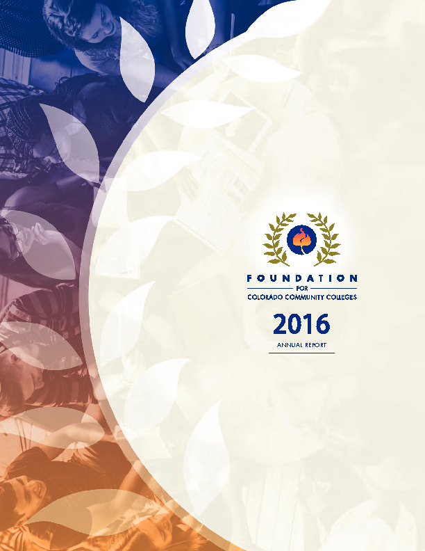 2016 Foundation Annual Report PDF