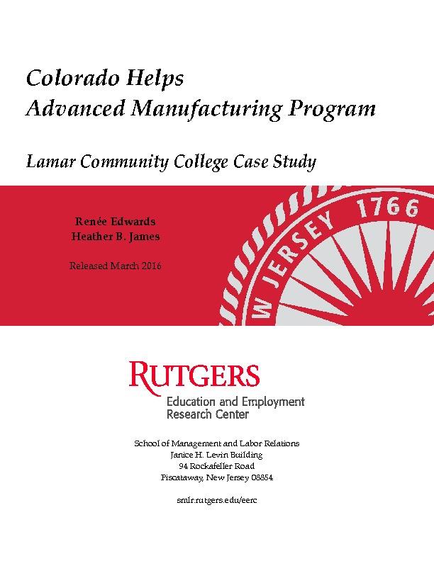 Lamar Community College Case Study Final Aug 2016 PDF