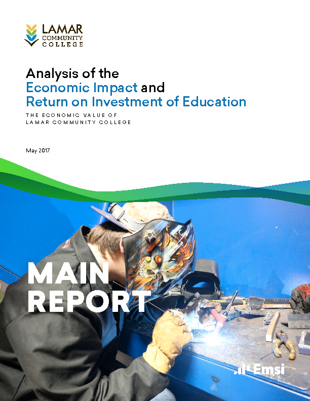 Economic Impact – Main Report (LCC) PDF