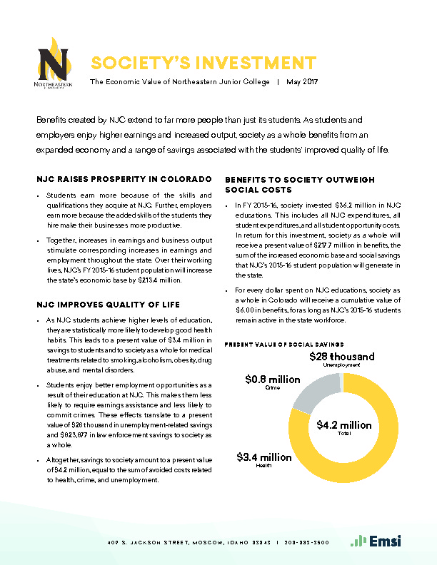 Society's Investment (NJC) PDF
