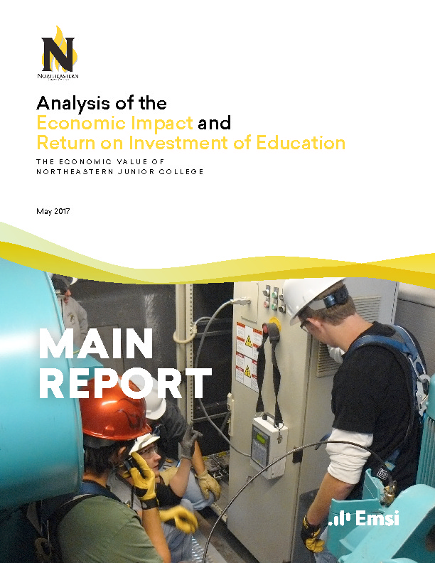 Economic Impact – Main Report (NJC) PDF