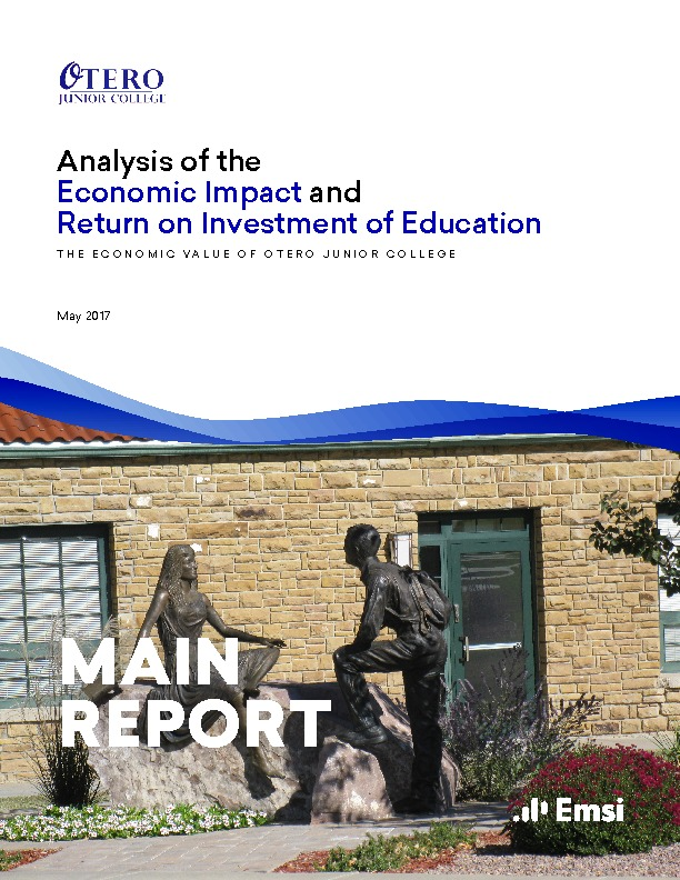 Economic Impact – Main Report (OJC) PDF