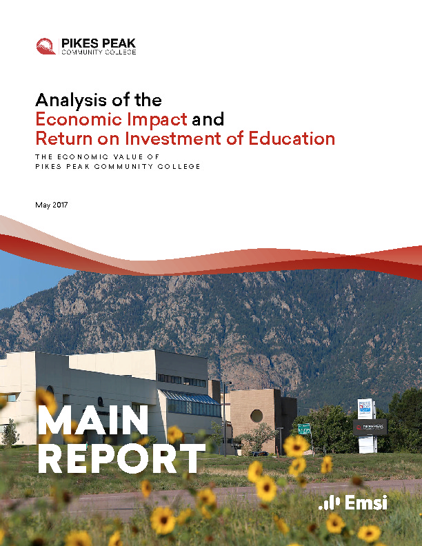 Economic Impact – Main Report (PPCC) PDF