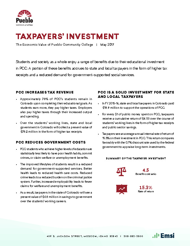 Taxpayers' Investment (PCC) PDF
