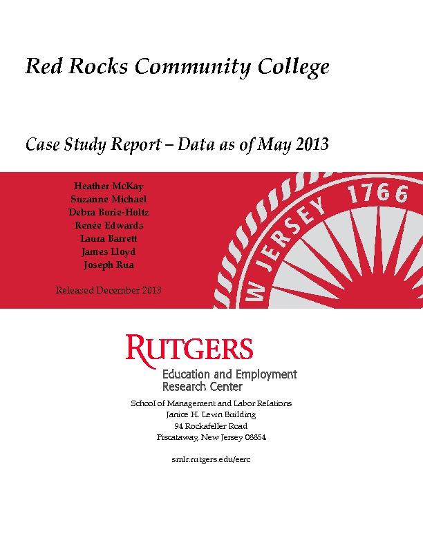 RRCC Case Study PDF