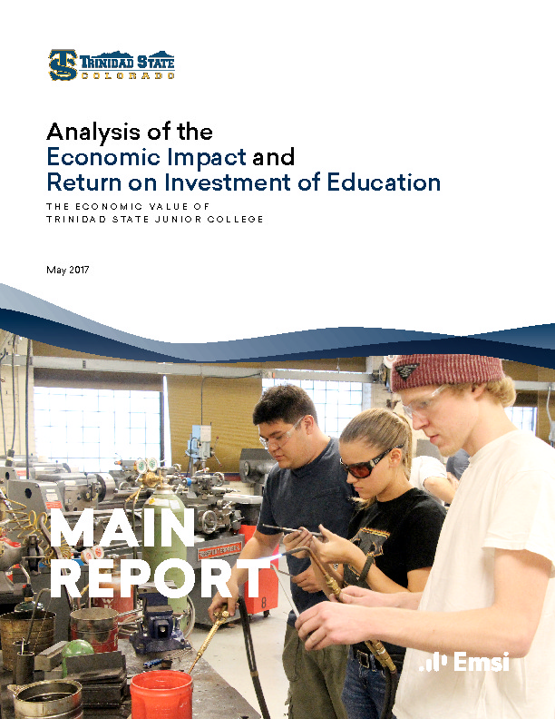Economic Impact – Main Report (TSJC) PDF